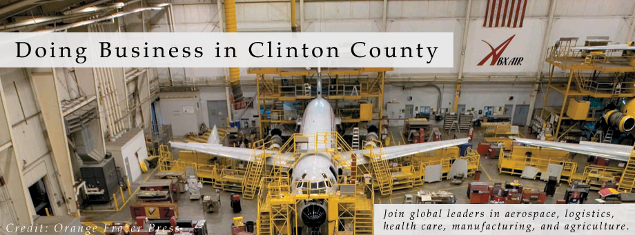 Doing Business in Clinton County - Economic Development