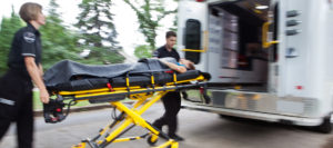 Ambulance EMT