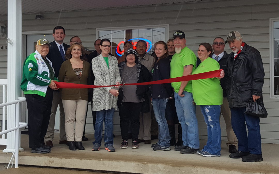 Ribbon Cutting Celebrated at the Village Deli and More