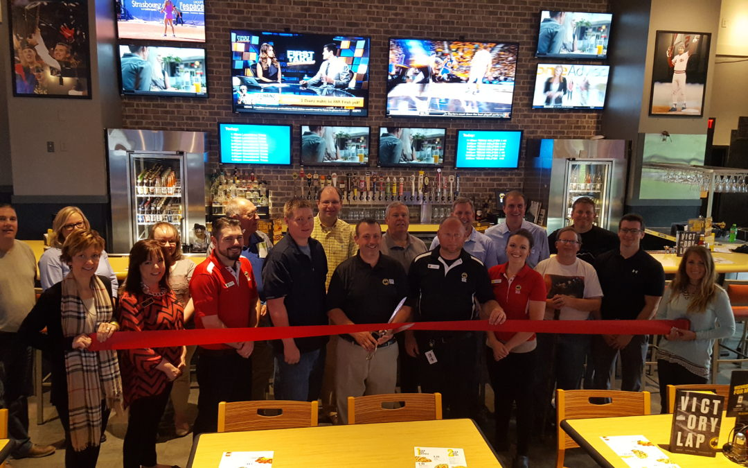 Grand Re-Opening for Buffalo Wild Wings