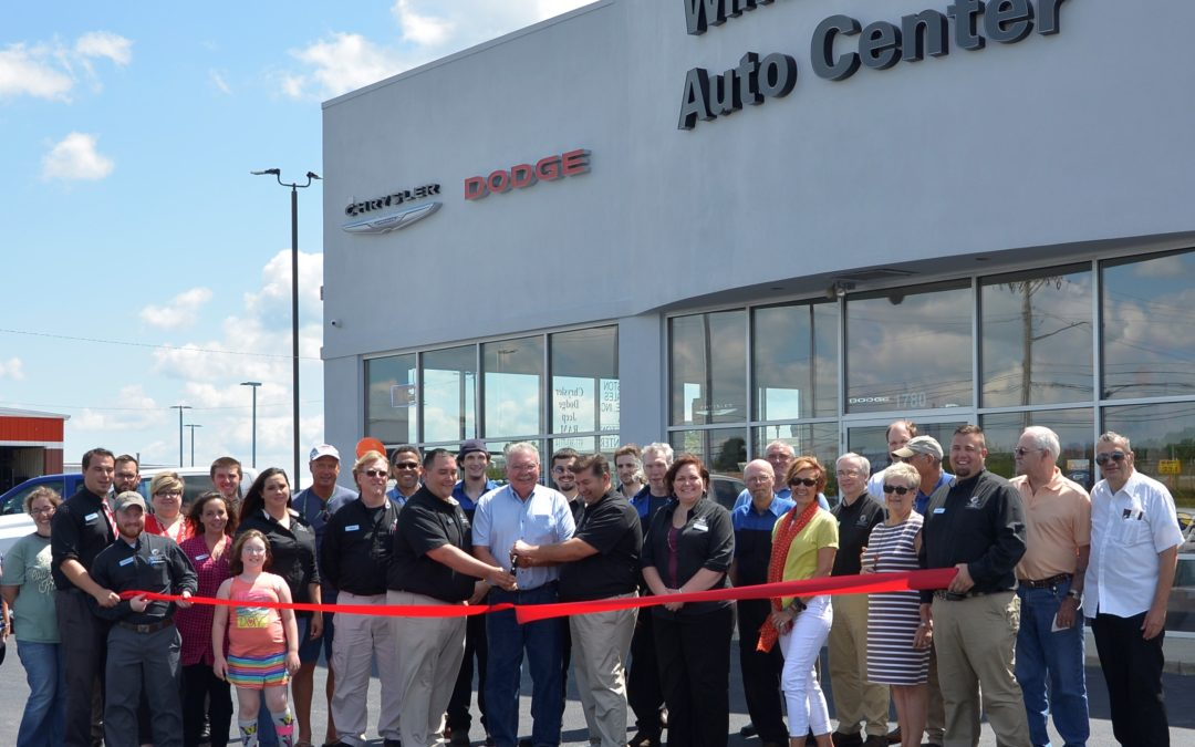 Grand Opening at Wilmington Auto Center Chrysler Dodge Jeep RAM
