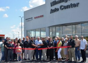 Wilmington Auto Center Ribbon Cutting