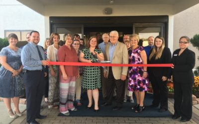 Grand Re-opening and Ribbon Cutting for Holiday Inn Express