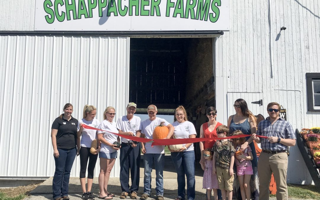 Grand Opening for Schappacher Farms