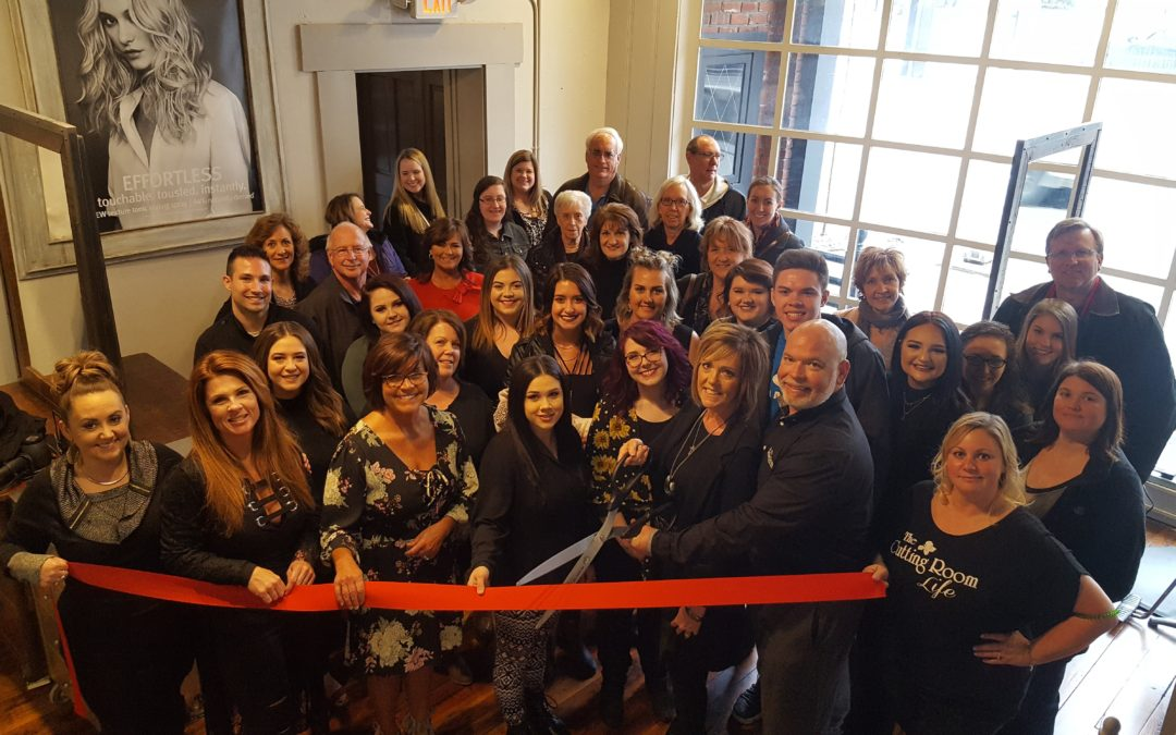 Ribbon Cutting and Grand Opening for The Cutting Room