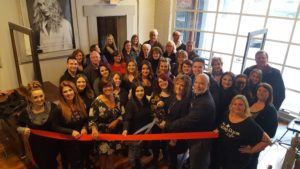 Cutting Room Ribbon Cutting