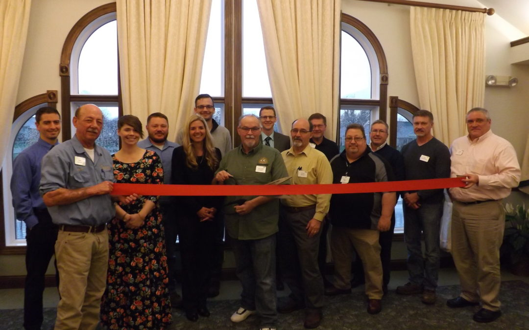 Ribbon Cutting for Clinton County Connection BNI